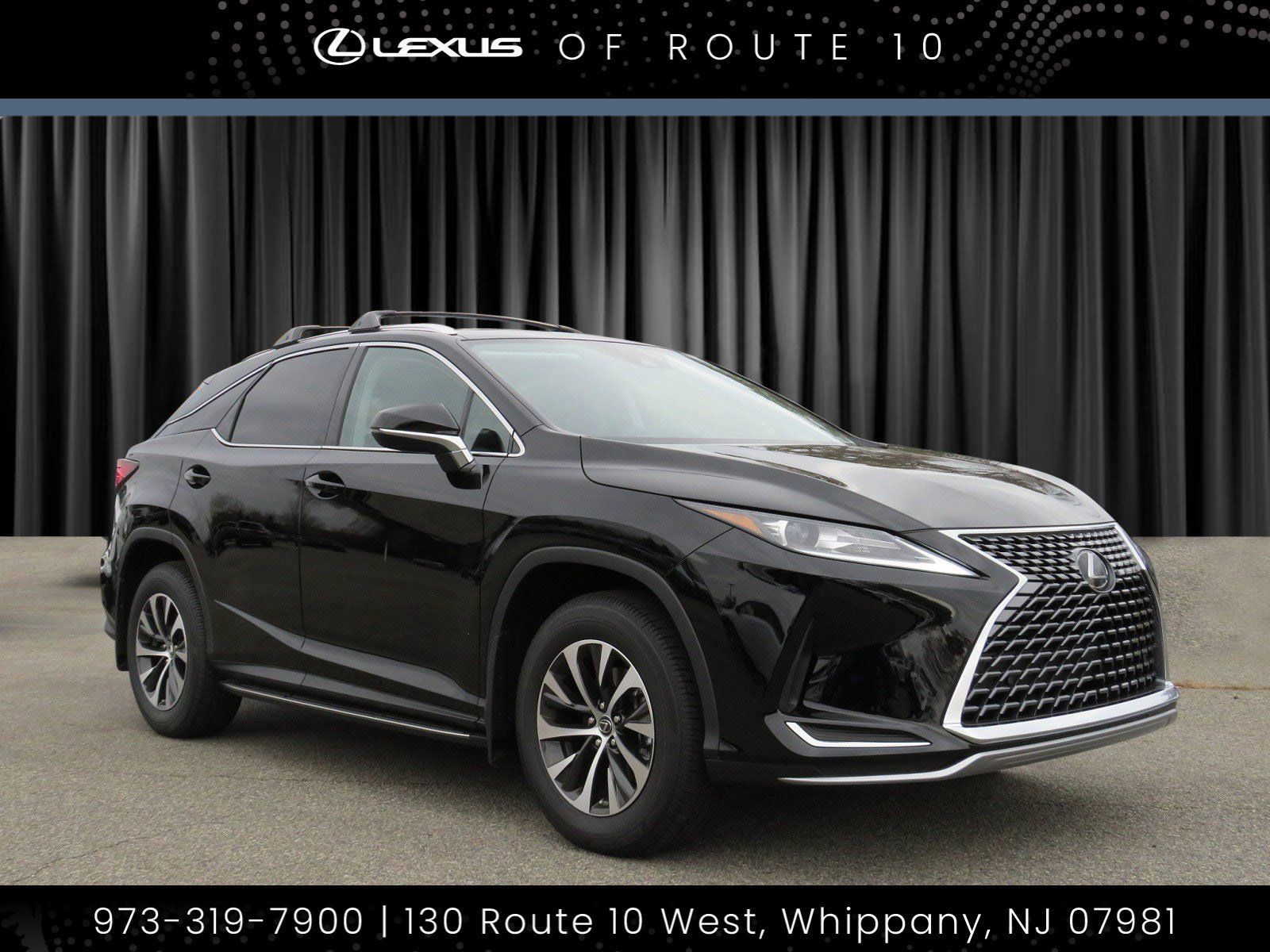 2020 Lexus Rx 350 Running Boards