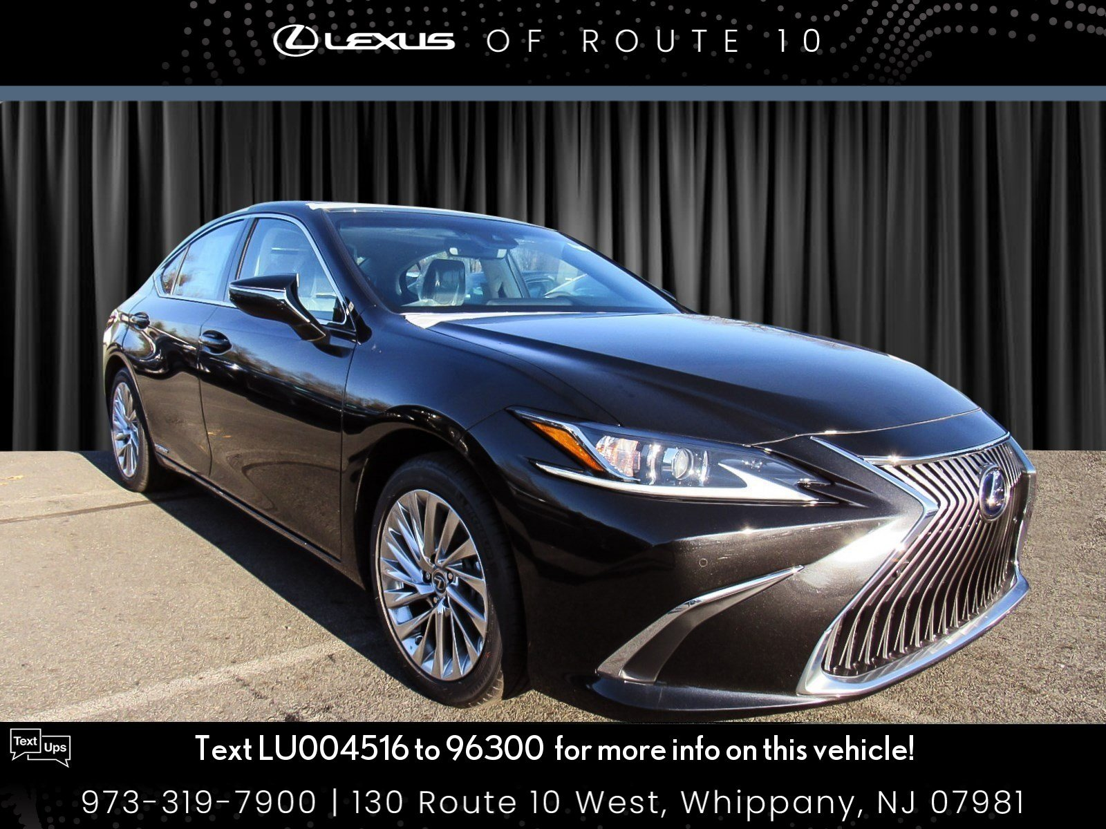 New 2020 Lexus ES 300h LUXURY ES 300h Luxury