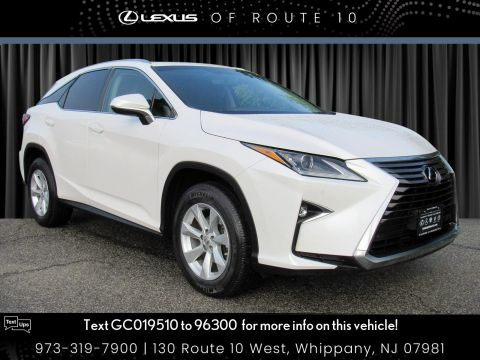 Certified Pre-Owned 2016 Lexus RX 350 350