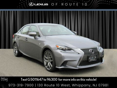 Certified Pre-Owned 2016 Lexus IS 300 300