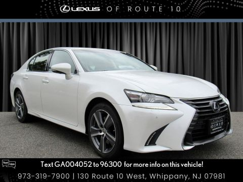 Certified Pre-Owned 2016 Lexus GS 350 350